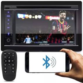 Central Multimídia Positron Sp8720 Tv Digit Bluetooth Preto