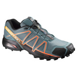 Tenis Hombre Salomon Trail Running Speedcross 4 Gris