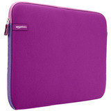 Amazonbasics De 15 A 15,6 Pulgadas Manga Portátil - Púrpura