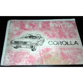 Manual De Usuario Toyota Corolla 1981 Nafta