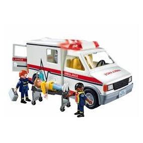 Ambulancia de brinquedo brinquedos e hobbies no mercado - Playmobil samu ...