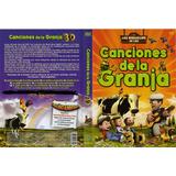 Dvd. Canciones De La Granja 1.
