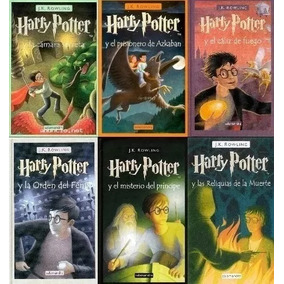 Juego De Tronos+ Juegos Del Hambre+ Harry Potter Libros