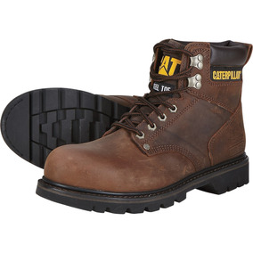 Bota Hombre Second Shift Caterpillar Con Casquillo Unico Par