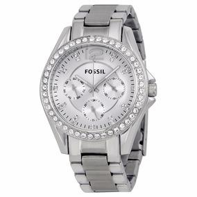 Relogio Fossil Feminino Branco - Relógio Masculino no Mercado Livre ... 38fb1f8027