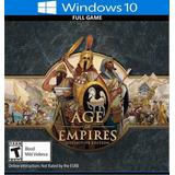 Age Of Empires Definitive Edition Gratis !! Juego Pc Español