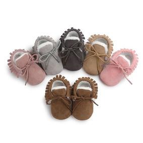 Lote 6 Pares Zapato Zapatito Tipo Mocasin Bebe Niño Niña