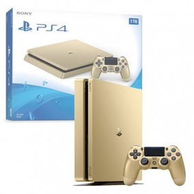 Playstation 4 1tb Slim Gold