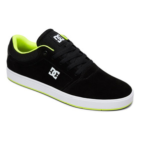 Tenis Calzado Hombre Zapato Casual Caballero Crisis Dc Shoes