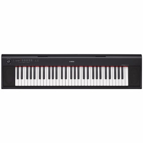 Yamaha Np12 + Fonte . Piano Digital 61 Teclas . Loja . Gtia