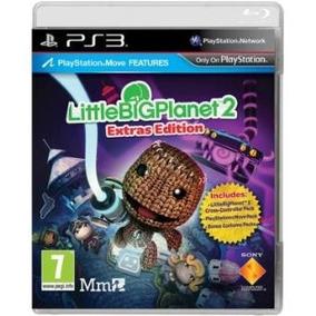 Little Big Planet 2 Extras Edition Mídia Física Lacrado Ps3