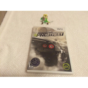 Need For Speed Pro Street (nintendo Wii)
