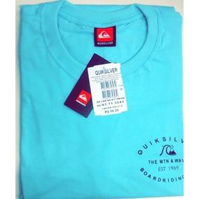 Camiseta Quiksilver - Calçados, Roupas e Bolsas em Paraná no Mercado ... c00137e61c
