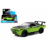 Rapido Y Furioso Letty´s Dodge Challenger Srt8 1:32 Jada
