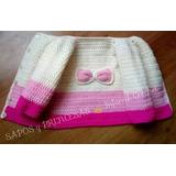 Sacos, Campera, Buzo Bebes Niños!! Crochet !!