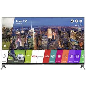 Smart Tv Lg 43 4k Uhd Uj6560 ( Netflix)