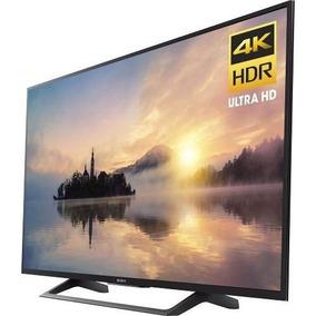 Smart Tv Led Sony Kd-55x725e 4k 55 Ultra Hd 3840 X 2160