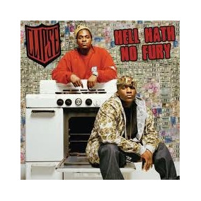 Clipse - Hell Hath No Fury - Cd Como Nuevo Made In Usa Desc
