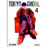 Tokyo Ghoul Vol 4 / Sui Ishida / Ivrea