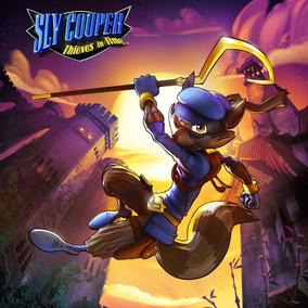 Sly Cooper Thieves In Time Viajantes Do Tempo Ps3 Pt Dublado