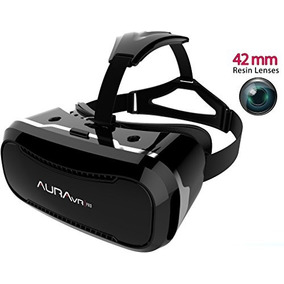 Auravr Pro Vr Headset Glasses/virtual Reality Gear With 42mm