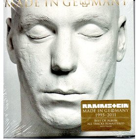 Cd - Rammstein - Made In Germany - Digypack/ Importado E Lac