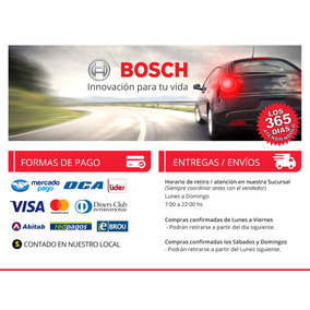 Bateria Bosch Moto Con Acido 6v 4ah (71x71x96) 6n4-2a-7
