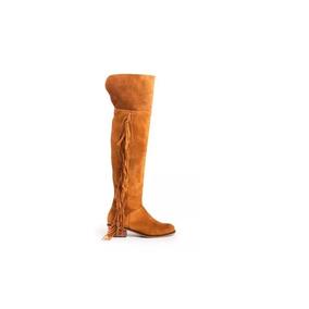 Natacha Zapato Mujer Bota Bucanera Baja Descarne Suela #222