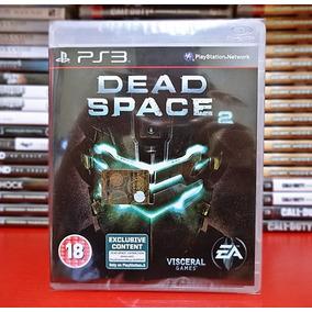 Dead Space 2 Ps3 Jogo Físico Novo