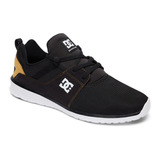 Tenis Hombre Heathrow M Shoe Bt0 Summer 2017 Negro Dc Shoes
