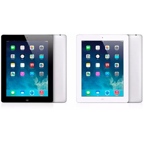 Tablet Apple Ipad 4 Wi-fi 9,7 16gb Bluetooth