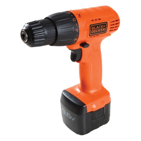 Taladro Inalambrico 9.6 V Black + Decker Cd961