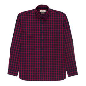Camisa Hombre A Cuadros La Dolfina (c2)
