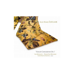Leclair/les Muffati/ Van Heyghen Violin Concertos Op. 7 Digi