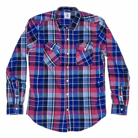 Camisa Volcom Hombre - Lanyard Flaps L/s Flannel