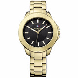Reloj Tommy Hilfiger 1781434 Gold Agente Oficial Unitime