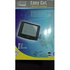 Adesso Easy Cat 2-button Usb Glidepoint Touchpad Mouse