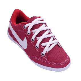 Sapatênis Nike - Sapatênis Infantil Nike Vermelho