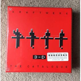 Kraftwerk 3-d The Catalogue Box Set [deluxe Edition 8cd] 3d