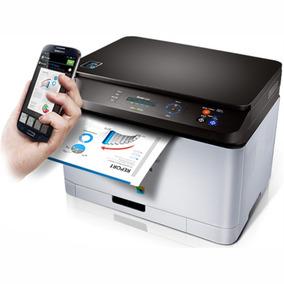 Impresora Multifunción Láser Color Wifi Samsung Sl-c480w