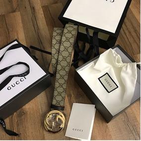 Cinturón Gucci/lv/versace/barberry/ Preguntar Existencia
