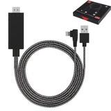 Ipod Touch 6 - Cable Hdmi Av Adaptador Video Ca-452801199342