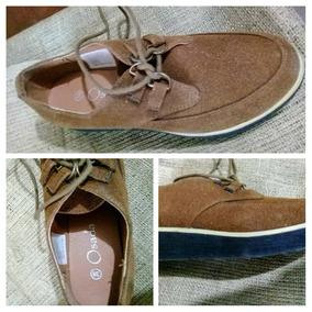 b75fc15aa95 Zapatos Clásicos Marrones Para Un 38