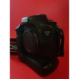 Canon 7d Inmaculada Con Grip U$s 650 Regalo