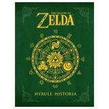 Libro Pasta Dura The Legend Of Zelda Hyrule Historia
