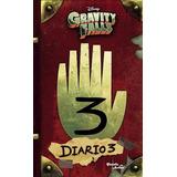 Libro Gravity Falls Diario 3 De Disney