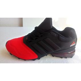 Tenis adidas Cosmic !! Negros Con Rojo ! Único Par