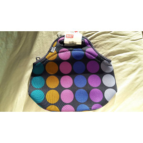Chajastore Cartera Built Gourmet To Go Lunch Tote Lunares