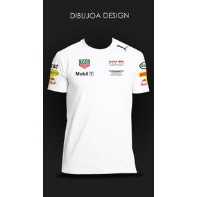 Remera Red Bull Racing 2017 - Dibujoa Design