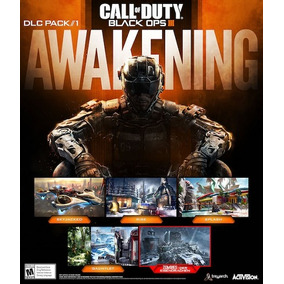 Ps3 Dlc Awakening Call Of Duty Black Ops 3 Cod Bo3 Zombies